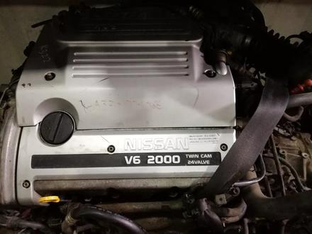 Двигатель и акпп. Максима цефиро А32 А33 в Алматы – фото 2