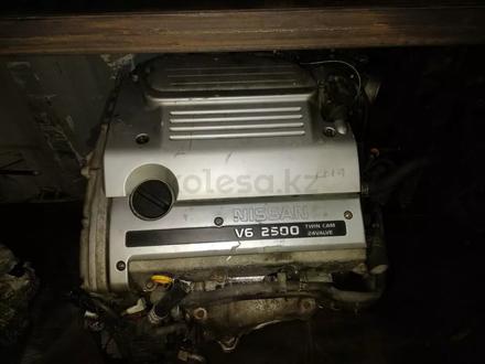 Двигатель и акпп. Максима цефиро А32 А33 в Алматы – фото 3