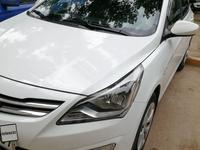 Hyundai Accent 2015 года за 4 400 000 тг. в Уральск
