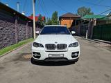 BMW X6 2010 года за 10 300 000 тг. в Алматы – фото 2