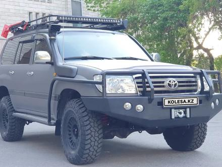 Toyota Land Cruiser 2005 года за 13 300 000 тг. в Алматы – фото 3