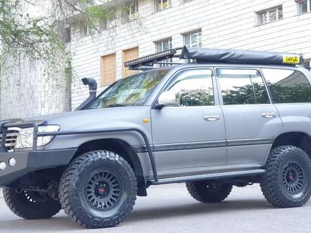 Toyota Land Cruiser 2005 года за 13 300 000 тг. в Алматы – фото 6