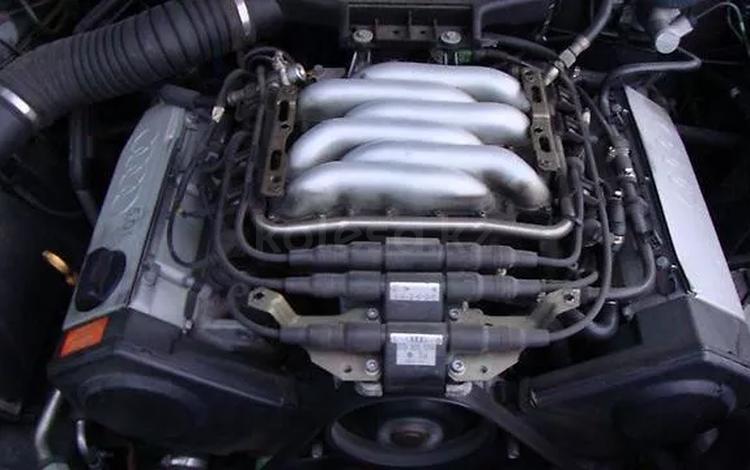 Контрактный, привозной двигатель на Ауди из Германии без пробе по… за 230 000 тг. в Караганда