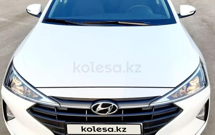 Hyundai Elantra 2019 года за 7 500 000 тг. в Уральск