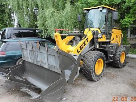 Установка навесного оборудования на погрузчик в Павлодар