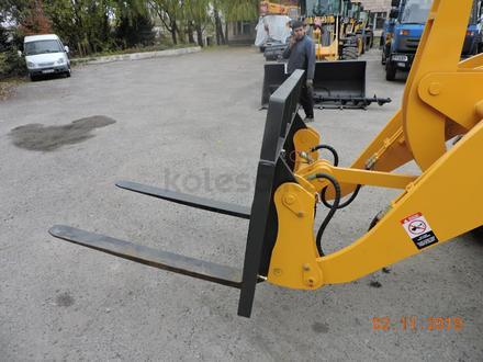 Установка навесного оборудования на погрузчик в Павлодар – фото 20