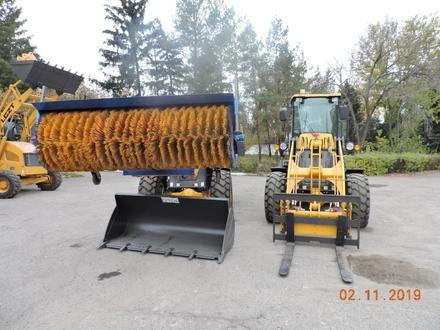 Установка навесного оборудования на погрузчик в Павлодар – фото 24