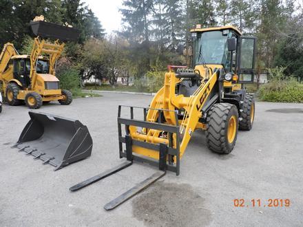 Установка навесного оборудования на погрузчик в Павлодар – фото 34