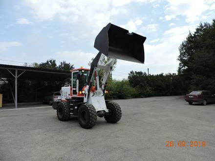 Установка навесного оборудования на погрузчик в Павлодар – фото 6