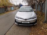 Toyota Corolla 2017 года за 6 500 000 тг. в Алматы