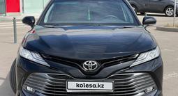 Toyota Camry 2019 года за 14 200 000 тг. в Нур-Султан (Астана) – фото 2