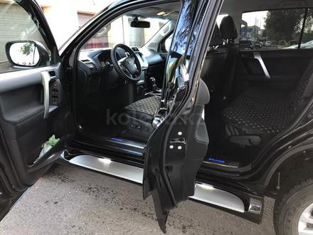Пороги в стиле Lexus для Prado 150 2018+ за 70 000 тг. в Алматы