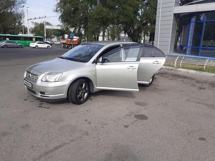 Toyota Avensis 2004 года за 4 200 000 тг. в Алматы – фото 13