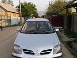 Nissan Almera 2001 года за 2 100 000 тг. в Алматы – фото 2