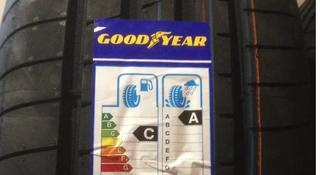 Goodyear 245/45r17 Eagle f1 Asymmetric 3 SUV за 47 000 тг. в Алматы