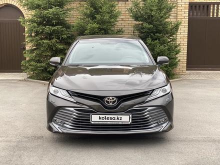 Toyota Camry 2018 года за 12 300 000 тг. в Караганда – фото 11