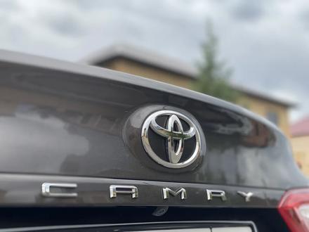 Toyota Camry 2018 года за 12 300 000 тг. в Караганда – фото 53