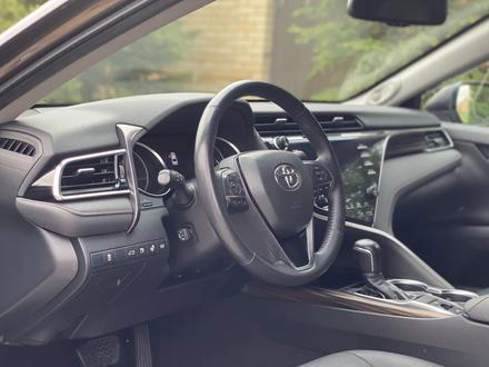 Toyota Camry 2018 года за 12 300 000 тг. в Караганда – фото 55