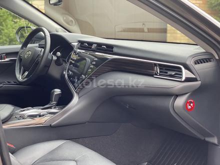 Toyota Camry 2018 года за 12 300 000 тг. в Караганда – фото 63