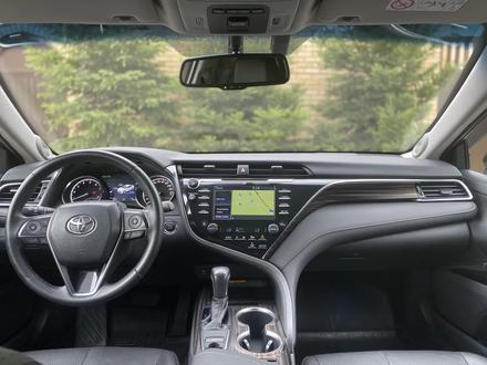 Toyota Camry 2018 года за 12 300 000 тг. в Караганда – фото 69