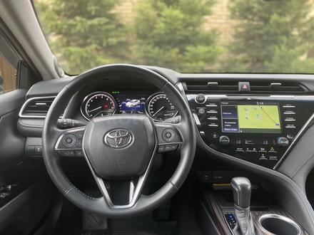 Toyota Camry 2018 года за 12 300 000 тг. в Караганда – фото 70