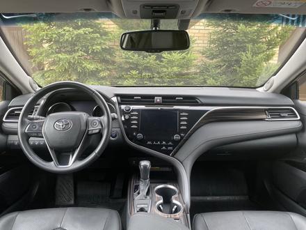 Toyota Camry 2018 года за 12 300 000 тг. в Караганда – фото 71
