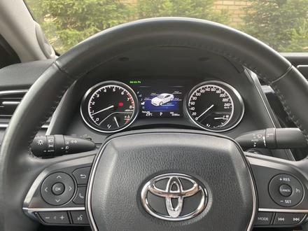 Toyota Camry 2018 года за 12 300 000 тг. в Караганда – фото 73