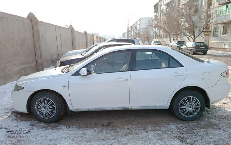 Mazda 6 2002 года за 2 300 000 тг. в Балхаш