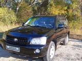 Toyota Highlander 2002 года за 6 200 000 тг. в Усть-Каменогорск