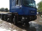 MAN  322 1990 года за 4 500 000 тг. в Шымкент – фото 3