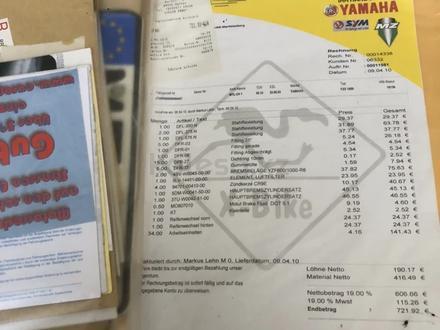 Yamaha  Fzs 1000 (fazer) 2003 года за 1 500 000 тг. в Караганда – фото 6