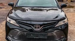 Toyota Camry 2018 года за 12 700 000 тг. в Алматы – фото 4