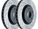 Тормозные диски прадо 120 за 25 000 тг. в Кызылорда – фото 2