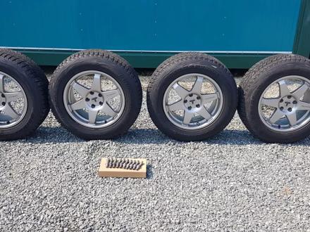 Комплект колёс Tecmag r17 на Mercedes-Benz w164 ML350 за 192 379 тг. в Владивосток – фото 18