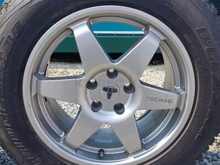 Комплект колёс Tecmag r17 на Mercedes-Benz w164 ML350 за 192 379 тг. в Владивосток – фото 3