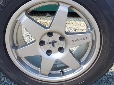 Комплект колёс Tecmag r17 на Mercedes-Benz w164 ML350 за 192 379 тг. в Владивосток – фото 5