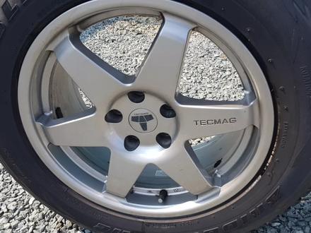 Комплект колёс Tecmag r17 на Mercedes-Benz w164 ML350 за 192 379 тг. в Владивосток – фото 8