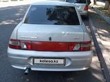 ВАЗ (Lada) 2110 (седан) 2007 года за 1 100 000 тг. в Алматы – фото 3