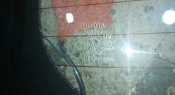 Заднее стекло раф4 3 поколение за 25 000 тг. в Талгар – фото 3