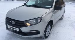ВАЗ (Lada) 2190 (седан) 2020 года за 4 120 000 тг. в Петропавловск – фото 2