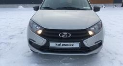 ВАЗ (Lada) 2190 (седан) 2020 года за 4 120 000 тг. в Петропавловск – фото 4
