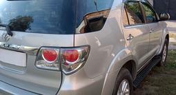 Toyota Fortuner 2015 года за 12 000 000 тг. в Усть-Каменогорск – фото 3