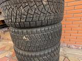 Зимние шины комплект за 60 000 тг. в Алматы – фото 5