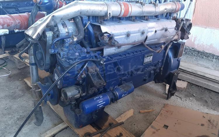 Двигатель контрактный Хова HOWO SHANXIMAN в Кызылорда