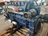 Двигатель контрактный Хова HOWO SHANXIMAN в Кызылорда – фото 3