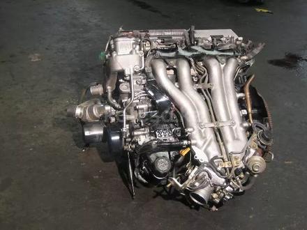 Контрактный двигатель 2TZ на Previa 2.4L за 185 000 тг. в Алматы