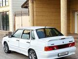 ВАЗ (Lada) 2115 (седан) 2012 года за 1 950 000 тг. в Тараз – фото 2