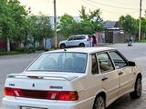 ВАЗ (Lada) 2115 (седан) 2012 года за 1 950 000 тг. в Тараз – фото 3