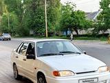 ВАЗ (Lada) 2115 (седан) 2012 года за 1 950 000 тг. в Тараз – фото 4