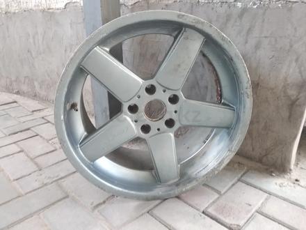 R18 5x120 J9.5 один диск оригинал на BMW за 20 000 тг. в Алматы – фото 2